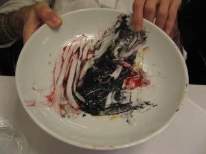 pollock dish