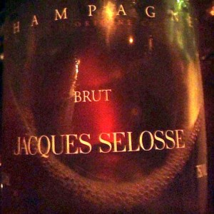 J Selosse rose gold in bot