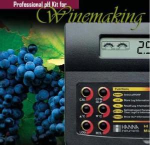 wine ph