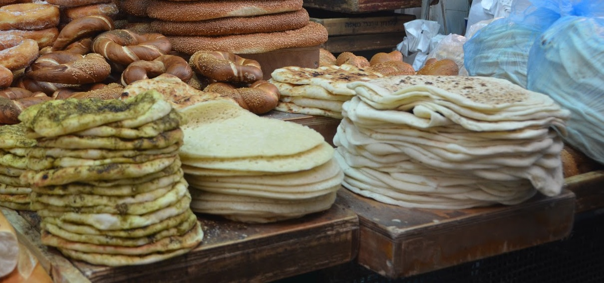 Pita bread | WINE FOR SOUL