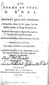 220px-Forme_of_Cury_title_page